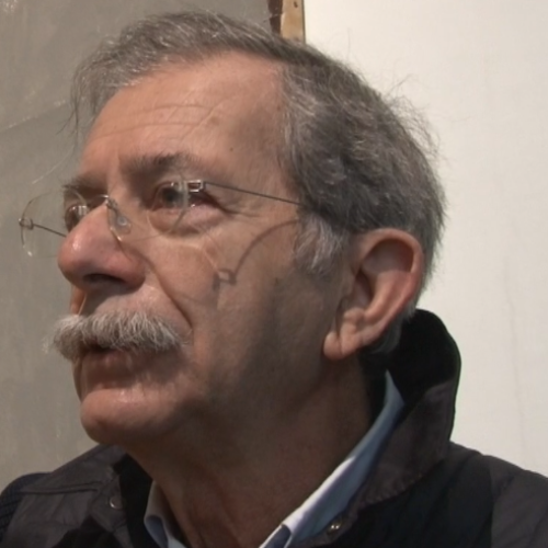 I Maestri di Terrae Motus: Ernesto Tatafiore