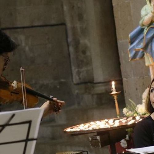 Una Reggia in musica, Caterina Bernardo interpreta Vivaldi