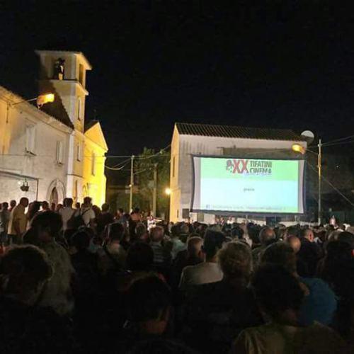 Stop a Tifatini Cinema, notti casertane senza film e panzarotti