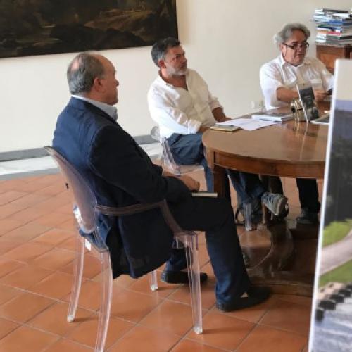 La nuova guida della Reggia di Caserta. Mauro Felicori