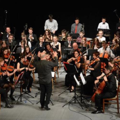 L'Orchestra OnBit, dalla Corea del Sud alla Reggia di Caserta