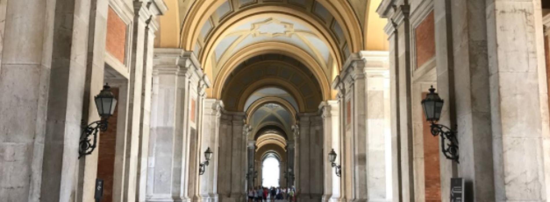 Divina reggia l 39 architettura italiana va sulle tracce di for Architettura italiana