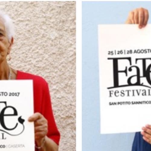 Fate Festival, San Potito Sannitico tra arte, proiezioni e libri