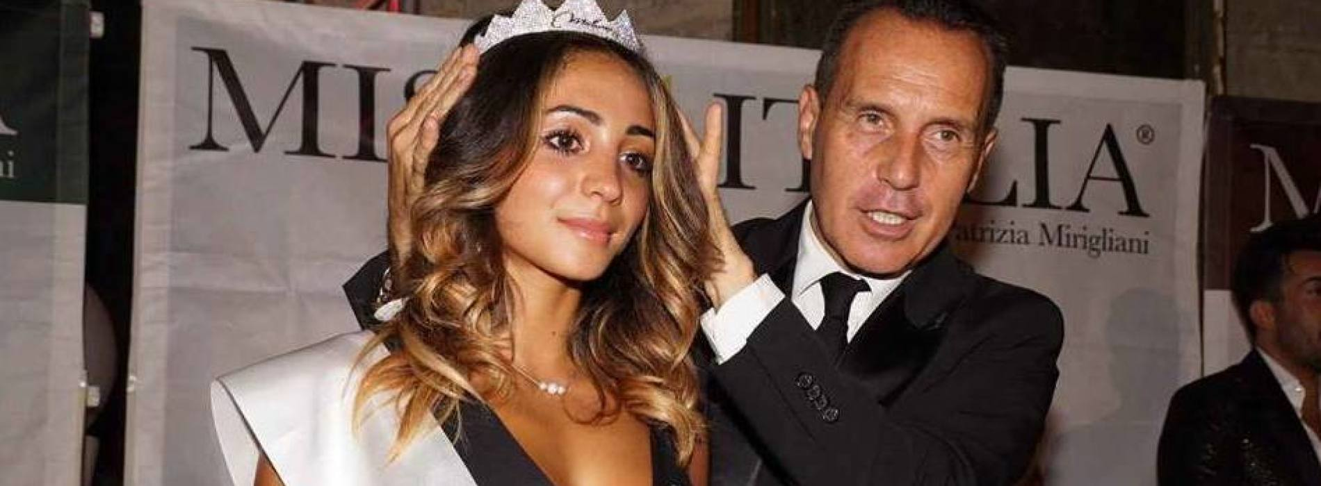 Miss Italia, Antonella Caruso a Jesolo per le semifinali