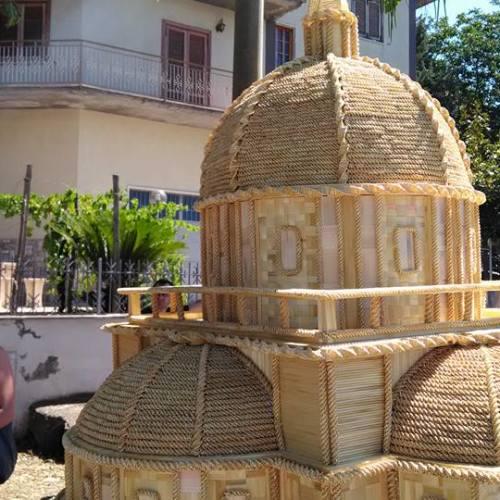 Foglianise, è Festa del Grano. Sfila l'arte distrutta dal sisma
