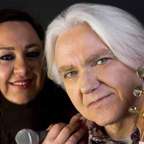 Piero Del Prete e Tiziana Crispino in concerto al Colorito