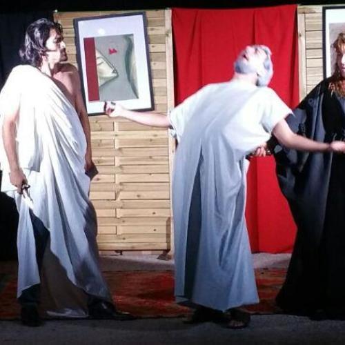 Santa Maria a Vico, al Teatro Aragonese c'è Prova d'Attore