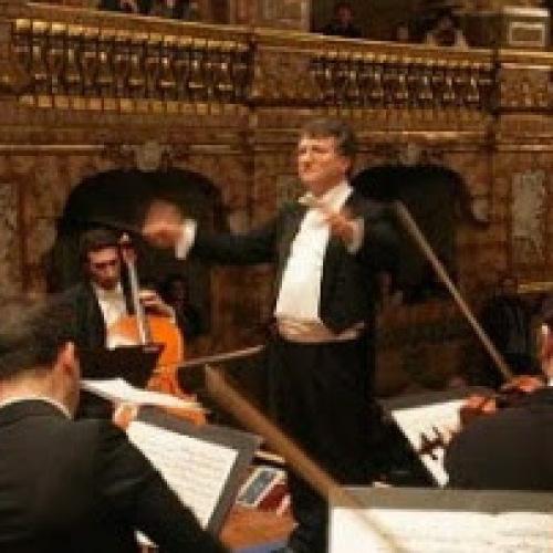 Concerto per un giorno di festa, Santo Stefano alla Reggia