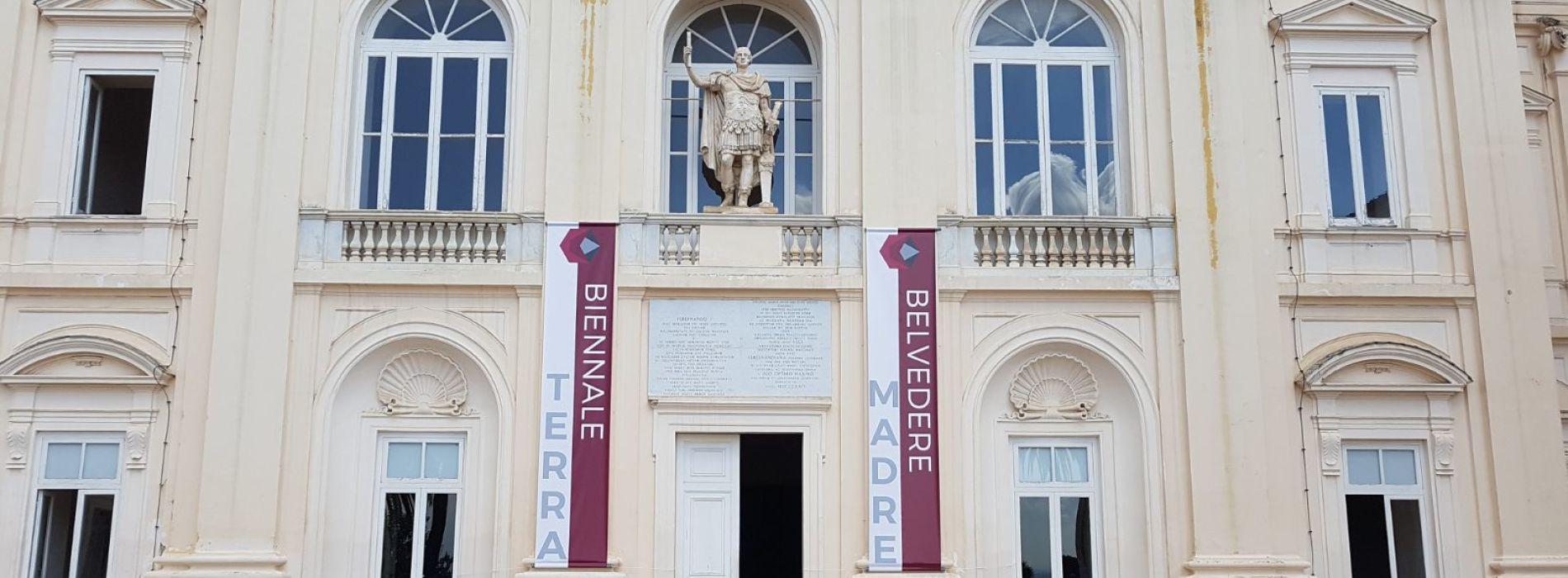 Biennale Belvedere. In mostra le opere donate dagli artisti