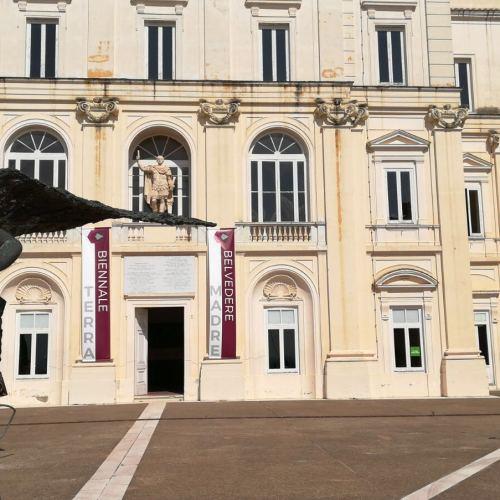 Terra Madre, la Biennale del Belvedere. Taglio del nastro