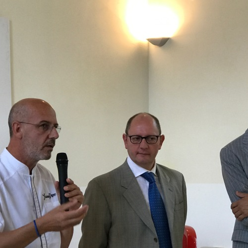 Domenico Raimondo presidente Consorzio Mozzarella Bufala Campana Dop