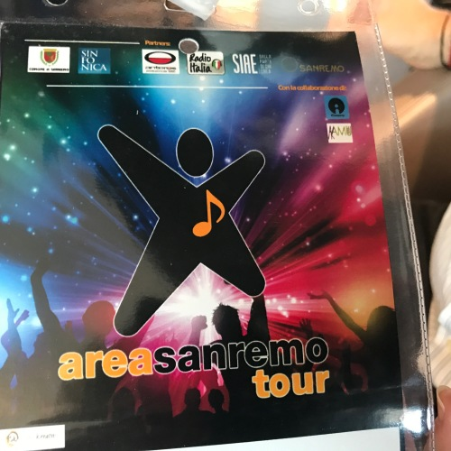 Area Sanremo Tour 2017. Intervista a Maurizio Caridi