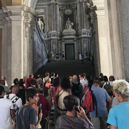 No summer break! La Reggia e tanti musei aperti a Ferragosto
