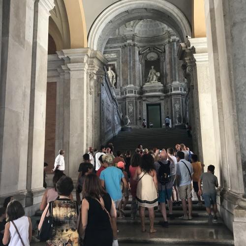 Giornate Europee Patrimonio, la Cultura fa festa alla Reggia