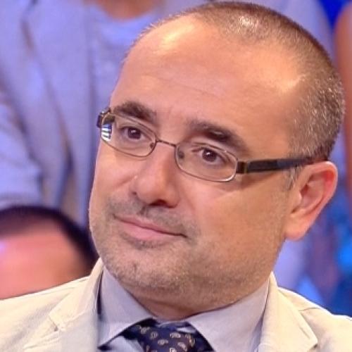 Caserta. Marco Bellinazzo al Vovo Pacomio. Calcio e scandali