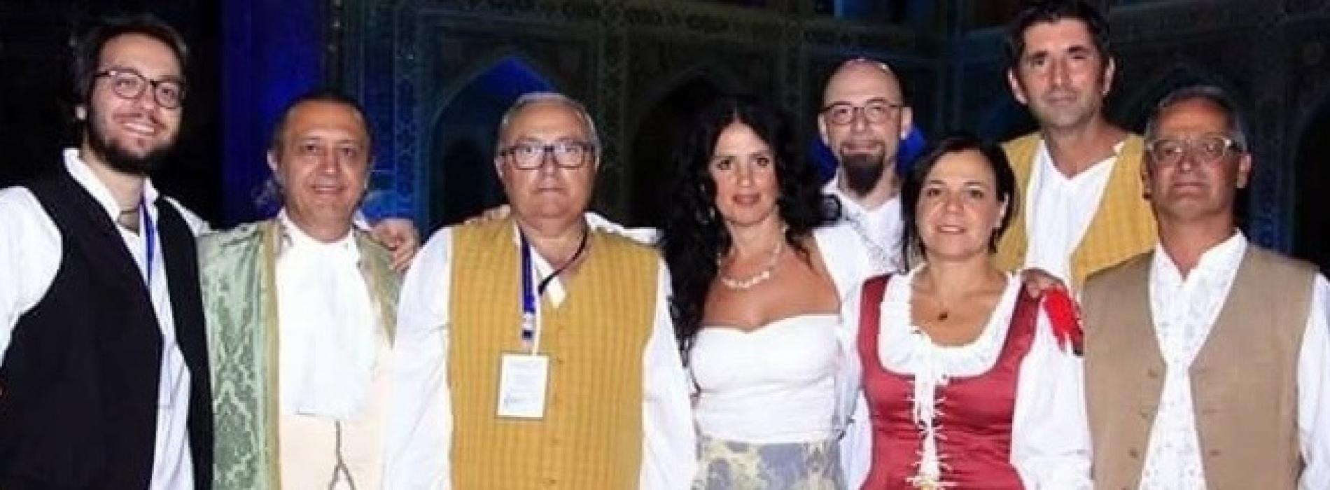 Ambasciatori della cultura e del turismo, premio ai Nantiscia