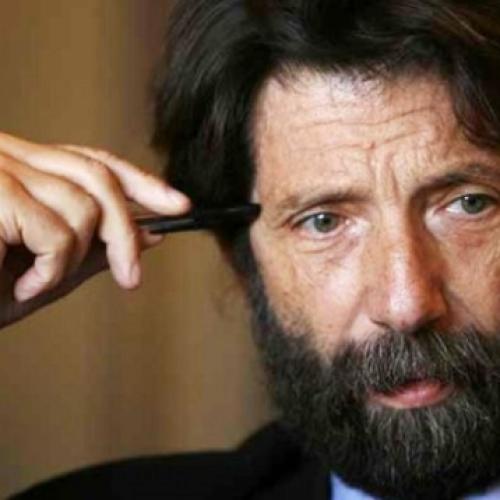 Massimo Cacciari al Festival dell'Erranza a Piedimonte Matese