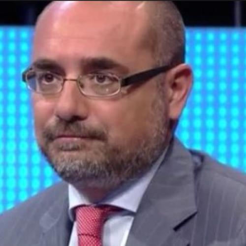 Marco Bellinazzo a Caserta racconta gli scandali del calcio