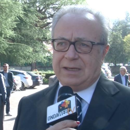 Michael Sciascia, presidente Corte dei Conti per la Campania