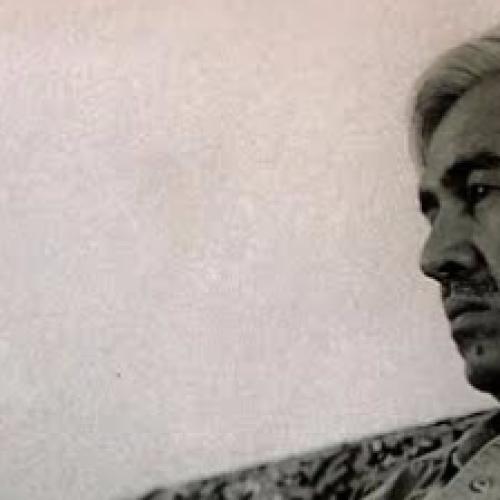 Tursunali Kuziev, dall'Uzbekistan alla Biennale del Belvedere