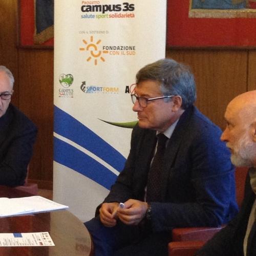 Campus Salute, la prevenzione in primo piano a Caserta