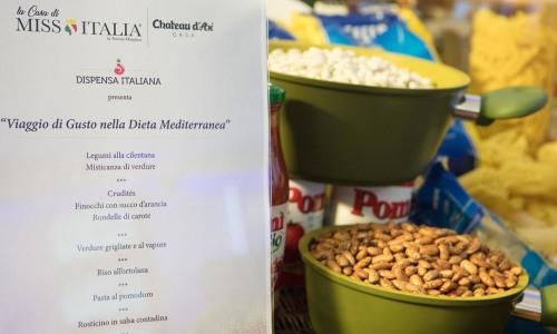 Per diventare Miss Italia bisogna stare a dieta… mediterranea
