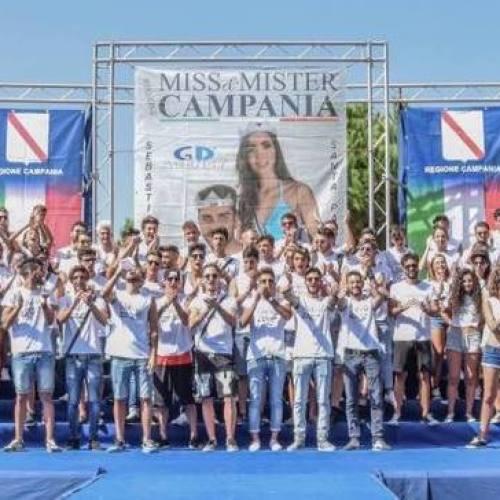 Bellezze in passerella, Palinuro vota Miss e Mister Campania