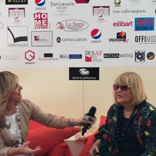 Intervista all'artista Germaine Muller