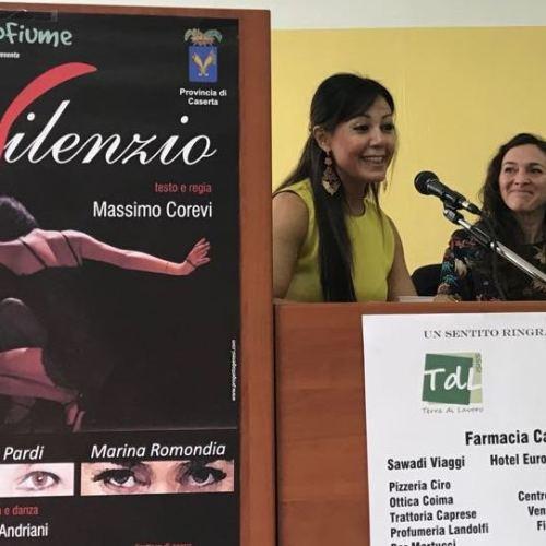 Tre donne danno valore al silenzio. Al Don Bosco di Caserta