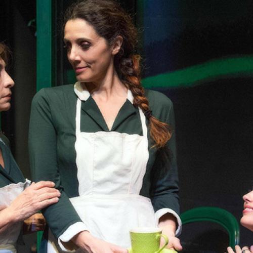 Napoli, le Serve in scena aprono la stagione del Teatro Nuovo