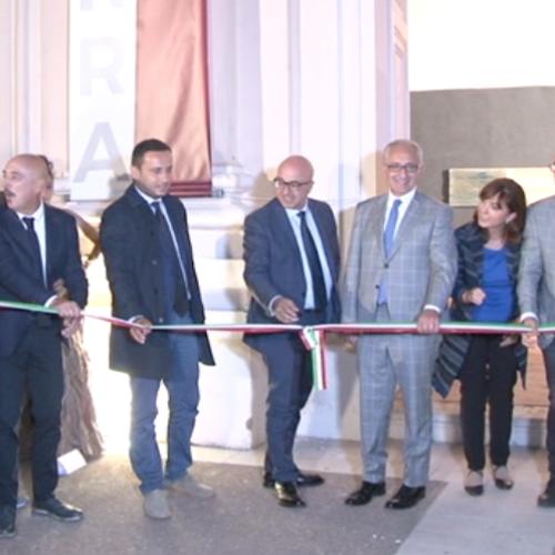 Biennale Belvedere. Antimo Cesaro sottosegretario Beni Culturali