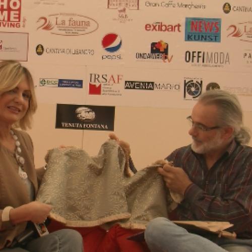 L'artista Mario Ciaramella alla Biennale Belvedere