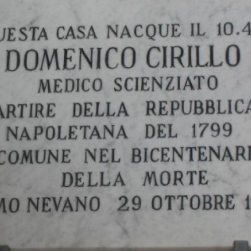 Pulcinellamente. Grumo Nevano ricorda Domenico Cirillo