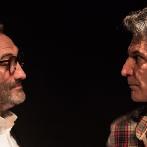 Rivoluzione d'Ottobre, in scena Andrea Renzi e Tony Laudadio