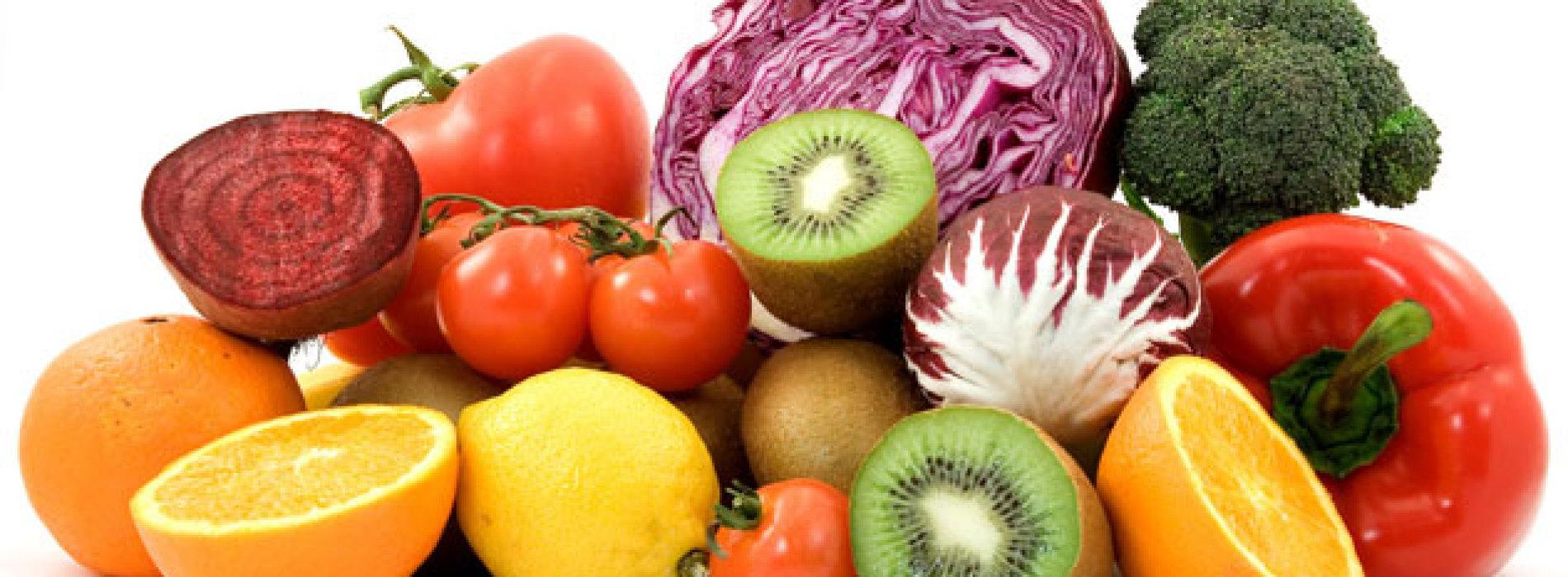 L'estate ha le sue principesse, si chiamano frutta e verdura