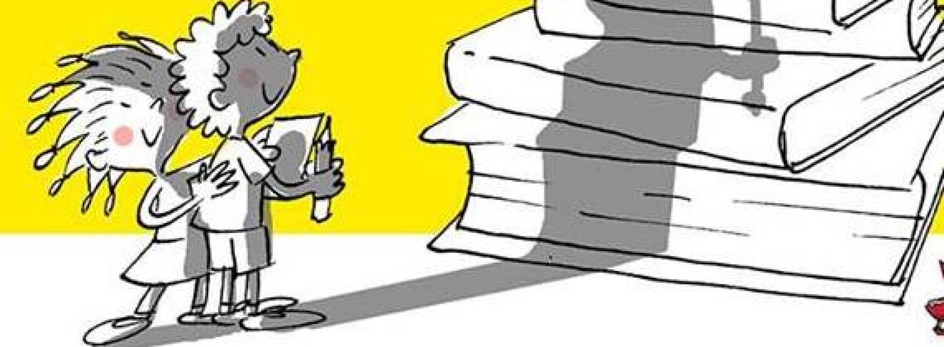 Aprire i libri per aprire le menti, è il video dell'Agenzia Mattei