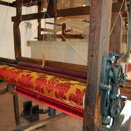 San Leucio, sempre più Museo della Seta il Real Belvedere