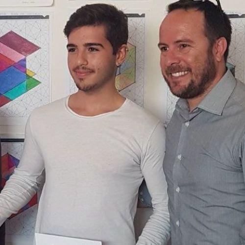 TramaLogo, Casagiove premia il Liceo Artistico sammaritano