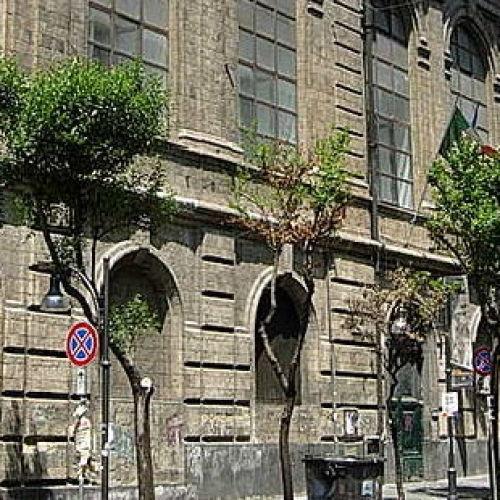 Go Sud, la presentazione all'Accademia di Belle Arti di Napoli