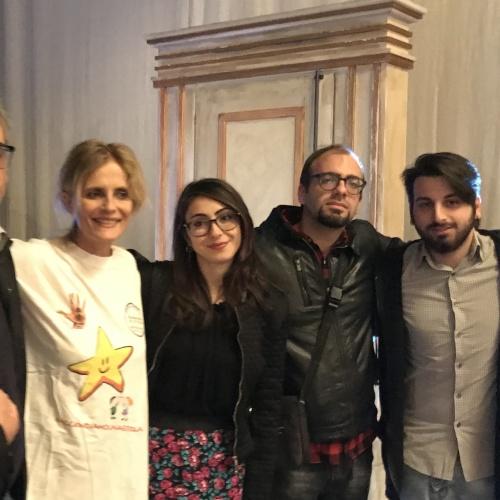 Casertavecchia, Generazione Libera ha l'ok di Isabella Ferrari