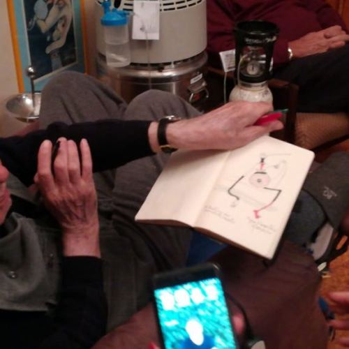 Mario Persico per il Salotto dell'Arte