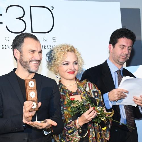 In 800 al party, a Napoli #3DMagazine svela i nomi dei Primi