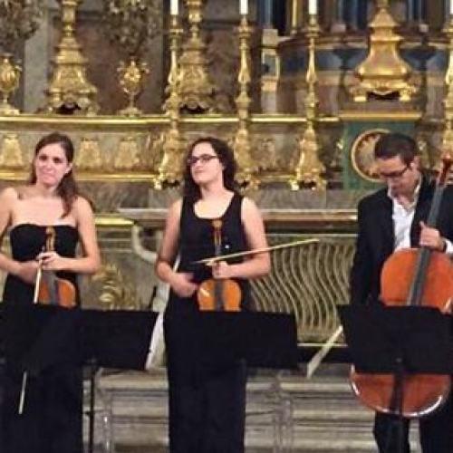 Arcadia Ritrovata, concerto a Casertavecchia con il pubblico