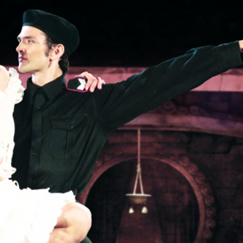 Seducente la Carmen, il Balletto del Sud è al Teatro Garibaldi