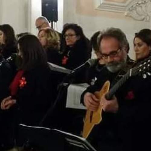 Caserta. Il sound di Mantovanelli è per Maria, l'ancilla Domini