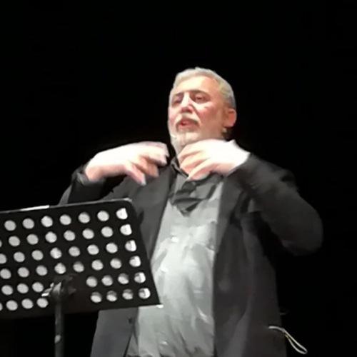 Francesco Piccolo, la sua lezione al Comunale di Caserta
