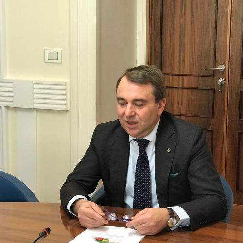 Bilancio di fine anno per il presidente Tommaso De Simone