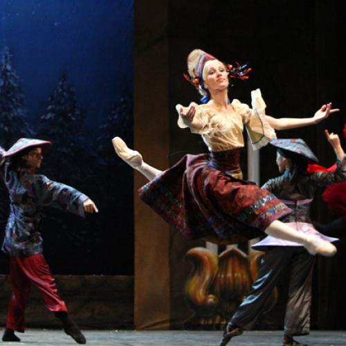 Lo Schiaccianoci. Week end a Caserta con Il Balletto del Sud