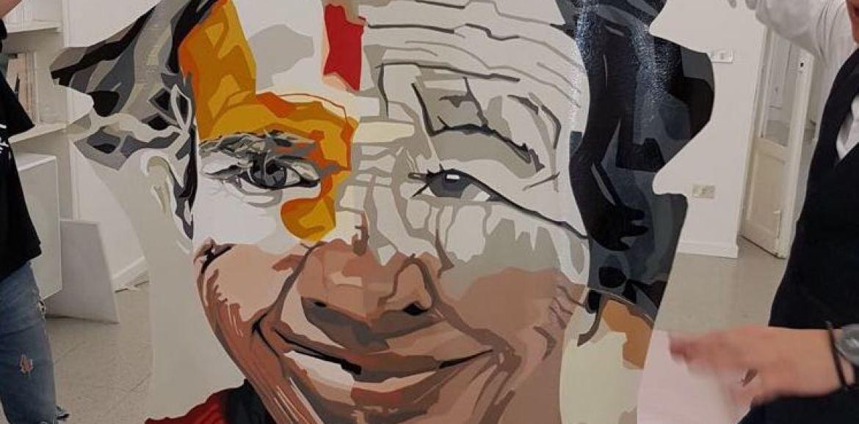 """""""La prima volta"""" di Mercurio da Arterrima gallery B&b"""
