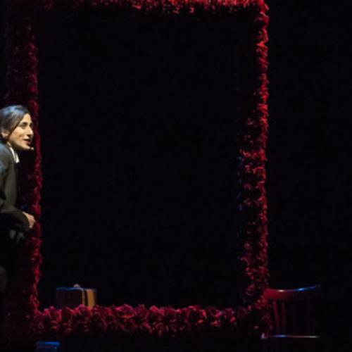 Ria Rosa, il viaggio di Rosario Sparno al Teatro Nuovo